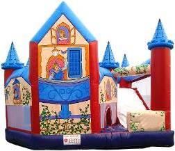 Alquiler castillos hinchables madrid