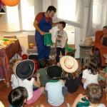 Cumpleaños infantil en madrid
