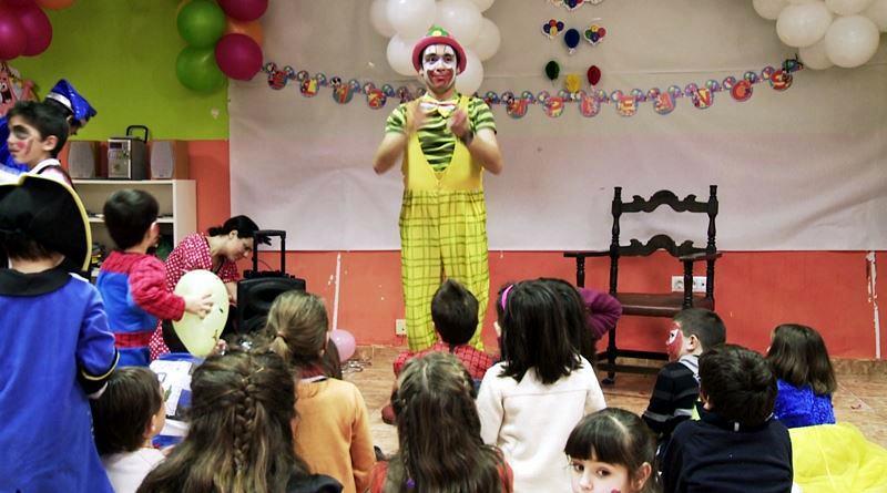 Payasos fiestas infantiles Madrid