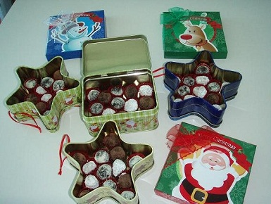 las recetas de postres navideños fáciles
