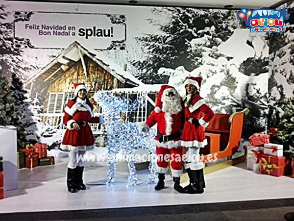 Contratar al mejor Papá Noel en Madrid