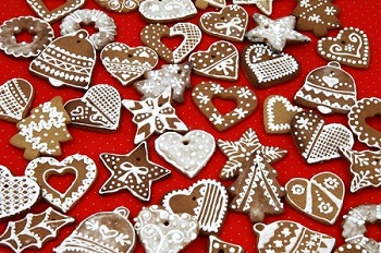 como hacer adornos navideos caseros