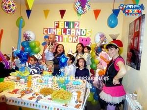 Caterings para fiestas infantiles
