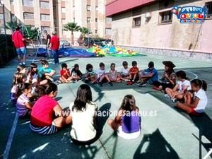 Juegos educativos para niños en primaria