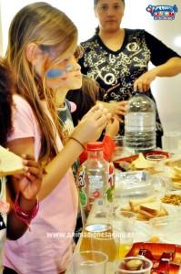 Tipos de catering para fiestas infantiles