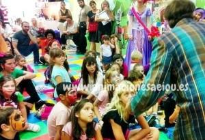 Fiestas infantiles temáticas Madrid.