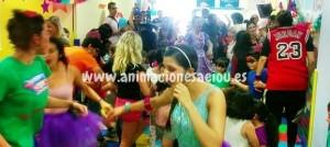 Fiestas infantiles temáticas en Madrid