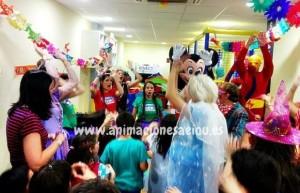 Fiestas infantiles temáticas en Madrid.
