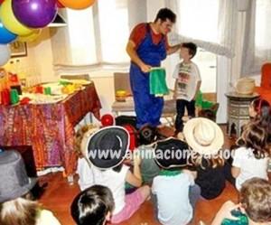 Magos para comuniones Madrid
