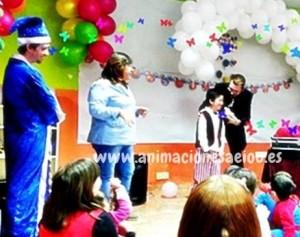 Magos para comuniones en Madrid