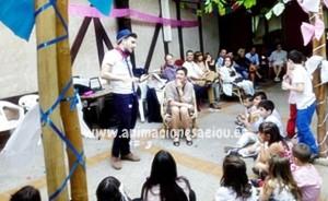 Espectáculo de magia para fiestas infantiles Madrid